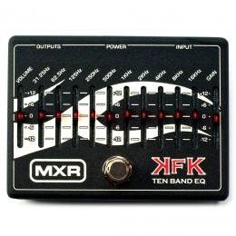 MXR KFK1 Ten Band EQ - Pedal de efectos