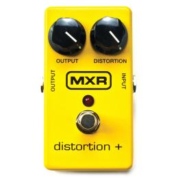 MXR M104 Distortion+ - Pedal de efectos