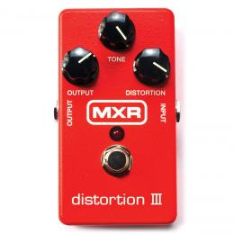 MXR M115 Distortion III - Pedal de efectos