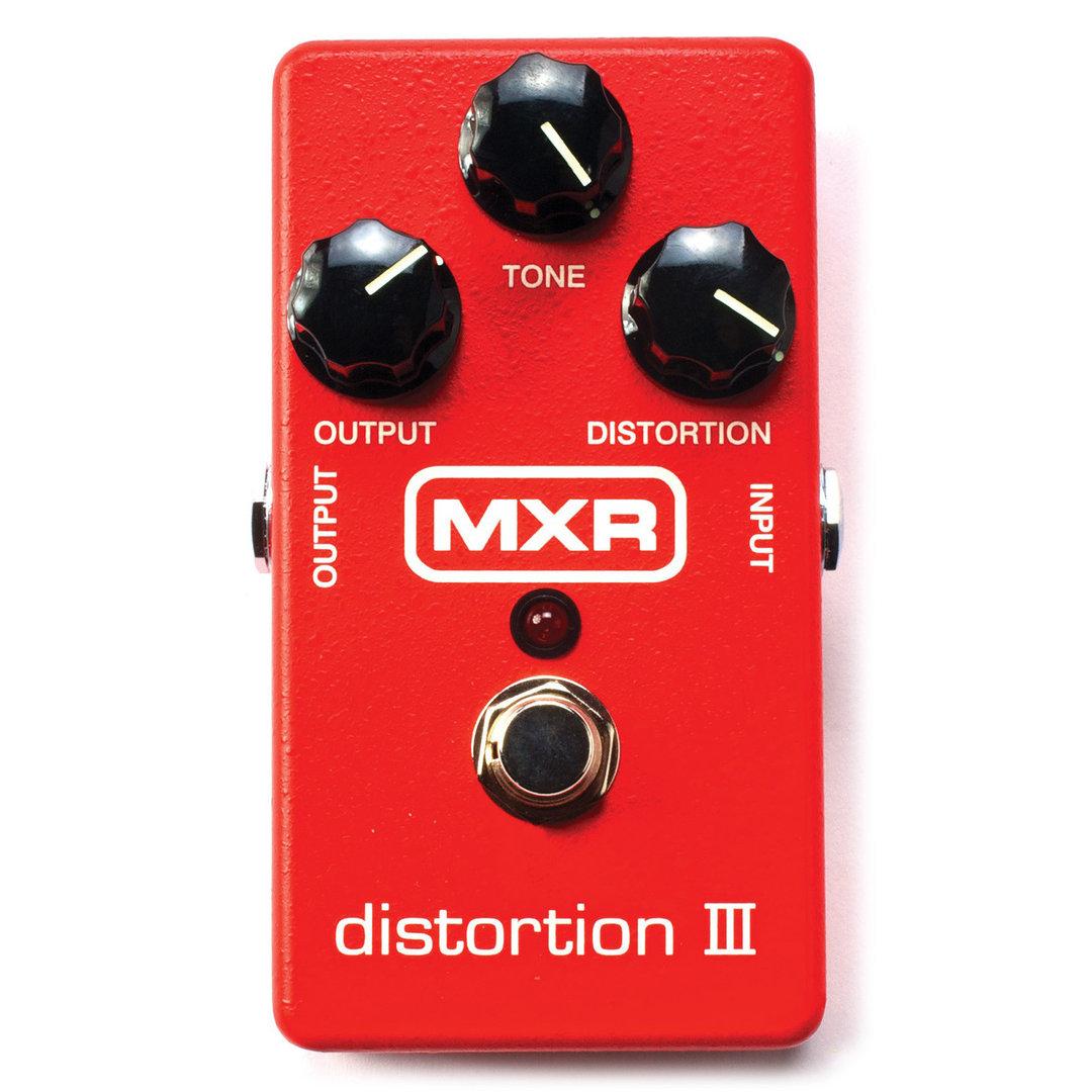 mxr m115 distortion iii pedal de efectos. Black Bedroom Furniture Sets. Home Design Ideas