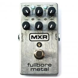 MXR M116 Fullbore Metal Distortion - Pedal de efectos