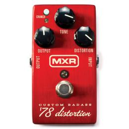 MXR M78 Custom Badass '78 Distortion - Pedal de efectos