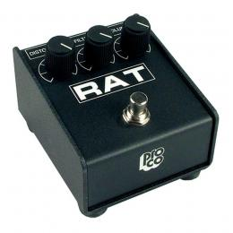 Pro Co Rat 2 - Pedal distorsión overdrive guitarra
