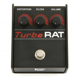 Pro Co Turbo Rat - Pedal distorsión overdrive guitarra