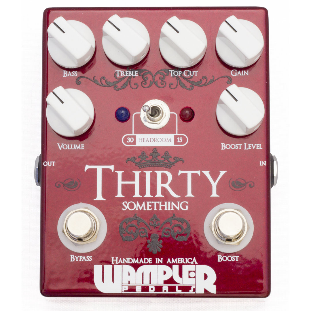 Wampler Pedals Thirty Something