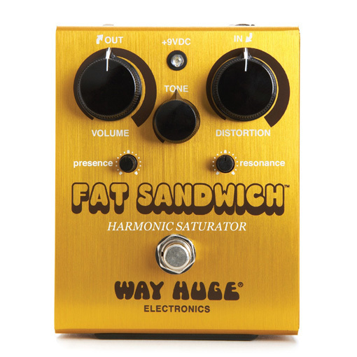 Way Huge Fat Sandwich Distortion - Pedal Distosión Guitarra