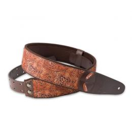 Righton Straps Mojo Senegal Brown - Correa para guitarra