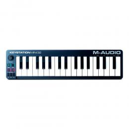 M-Audio Keystation Mini 32 II - Teclado controlador USB formato mini
