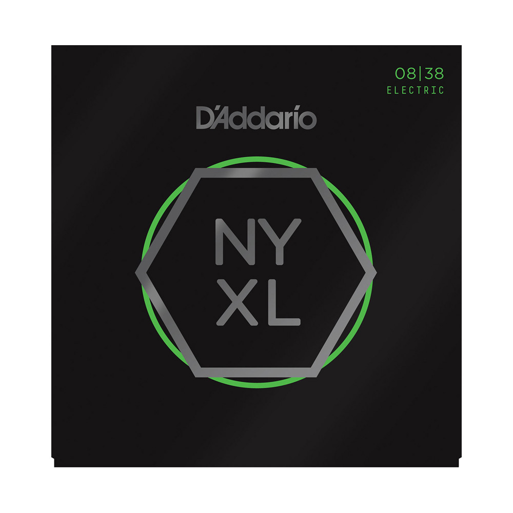 D'Addario NYXL0838 Extra Super Light