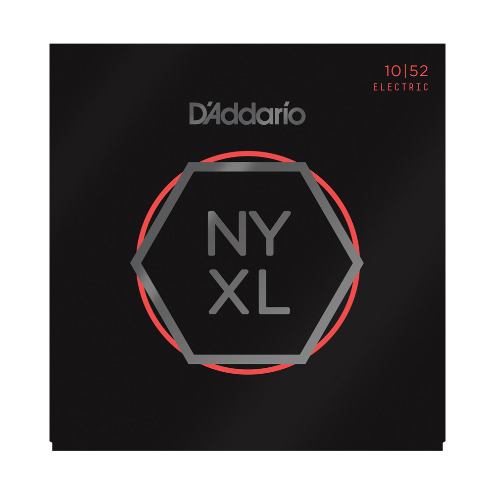 D'Addario NYXL1052 Light Top-Heavy Bottom