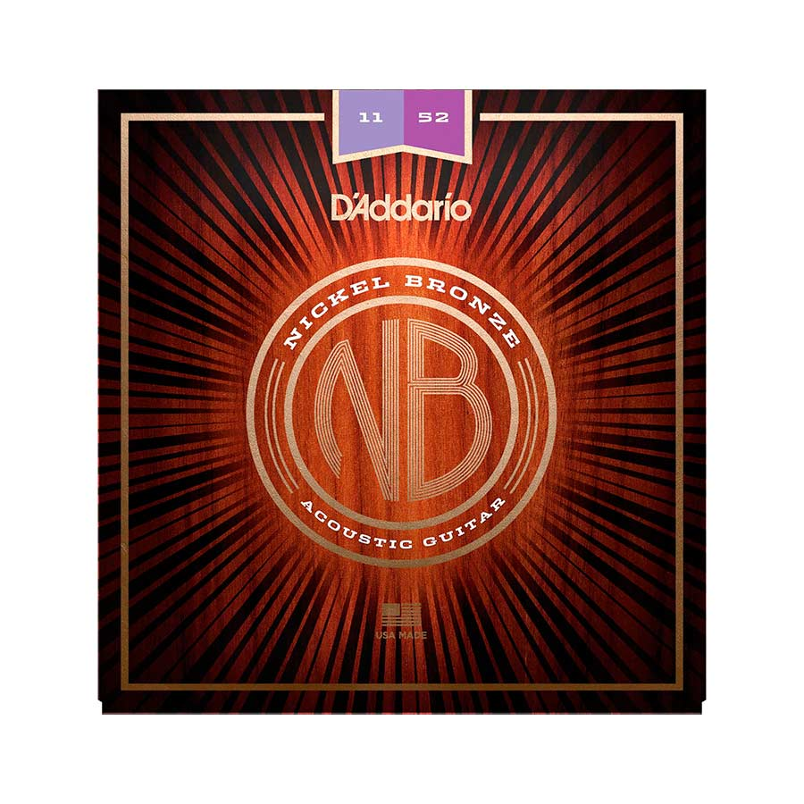 D'Addario NB1152 Custom Light