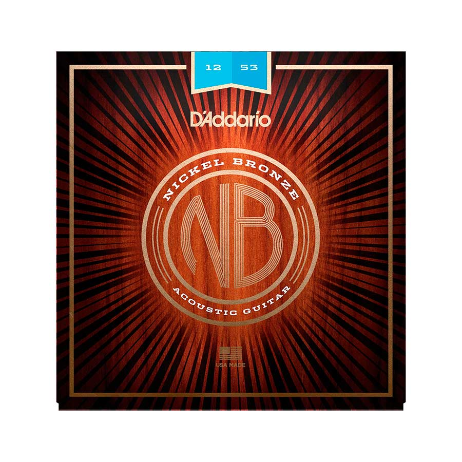 D'Addario NB1253 Light