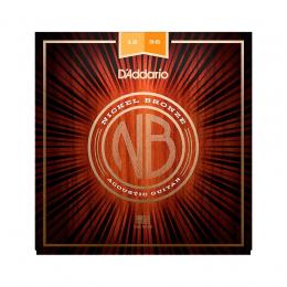 D'Addario NB1256 Light Top/ Medium Bottom