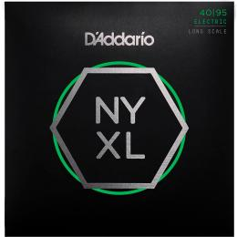 D'Addario NYXL4095 Long Scale