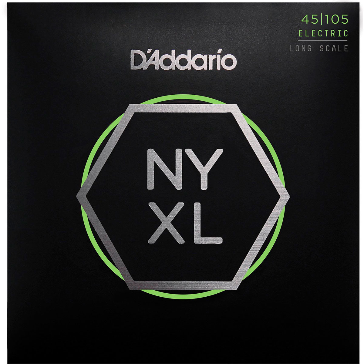 D'Addario NYXL45105 Long Scale