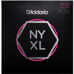 D'Addario NYXL45130 Long Scale