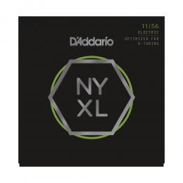 D'Addario NYXL1156 Electric D-Tuning