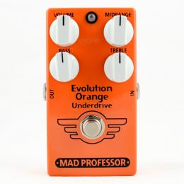 Mad Professor Evolution Orange Underdrive - Pedal overdrive