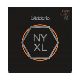 D'Addario NYXL1356W Electric Wound Third
