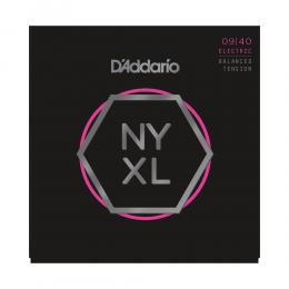 D'Addario NYXL0940BT Electric Balanced Tension