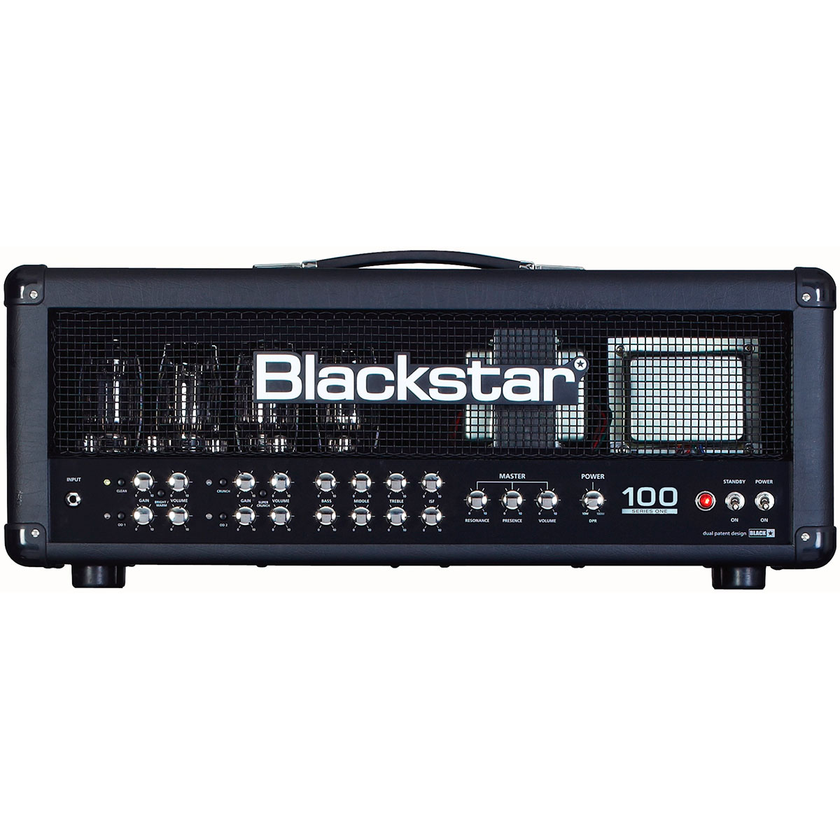 Blackstar Series One 104 6L6 - Cabezal guitarra eléctrica