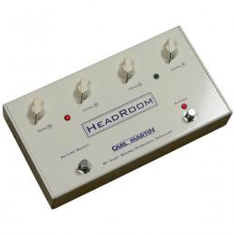 Carl Martin Headroom - Pedal reverb muelles