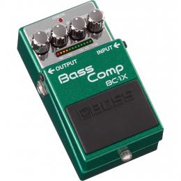 Boss BC-1X Bass Comp - Pedal compresor bajo