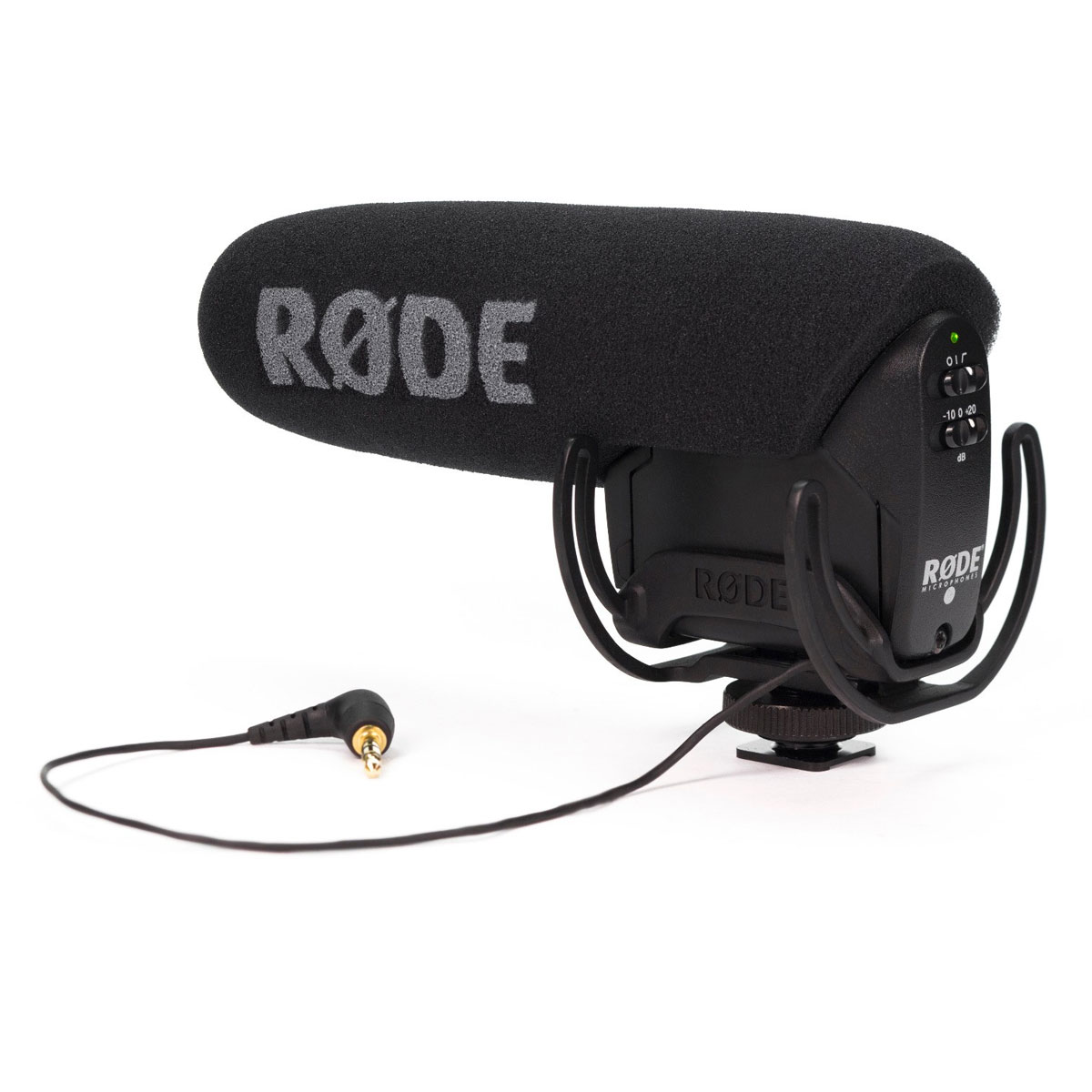 Rode VideoMic Pro Rycote - Micrófono cámaras video