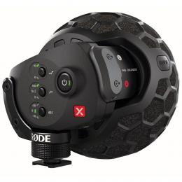 Rode Stereo VideoMic X - Micrófono para cámara video