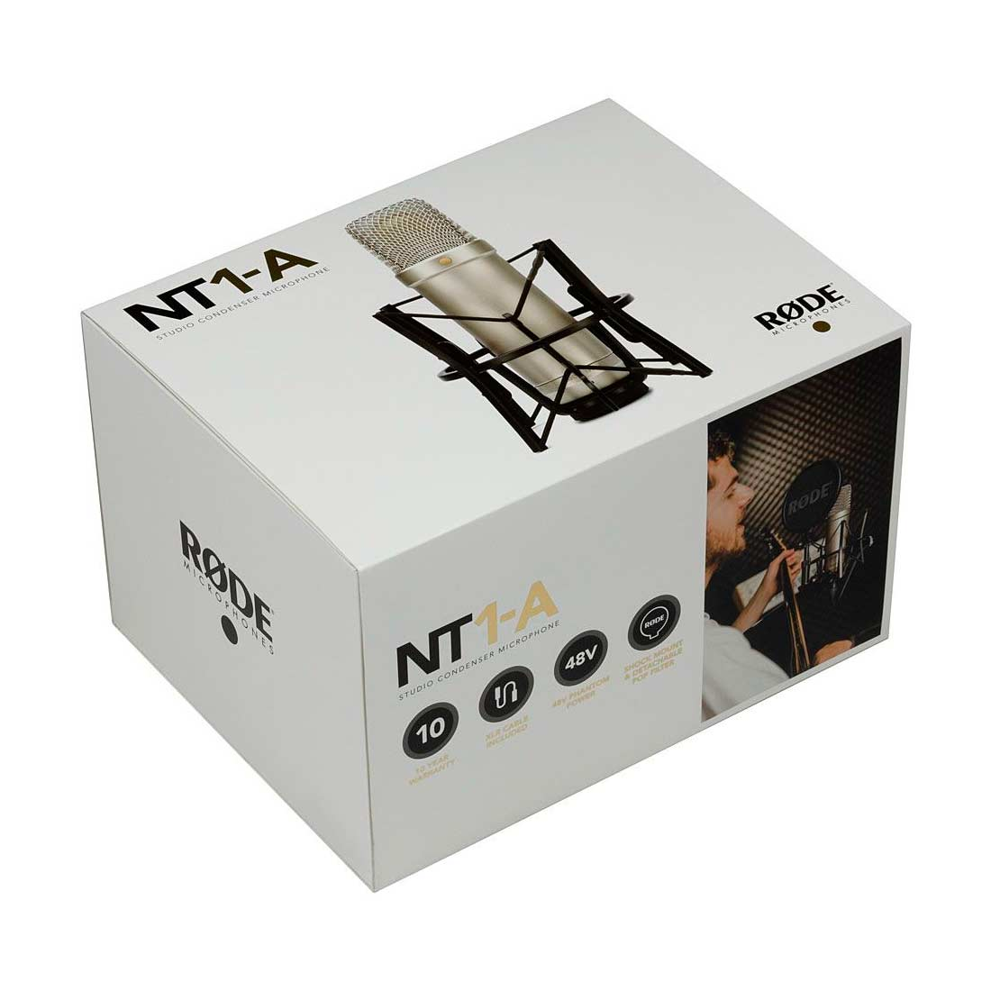 Rode NT1-A Complete Vocal Recording - Set micrófono estudio