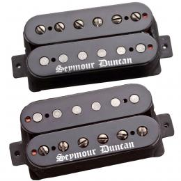 Seymour Duncan Black Winter Set - Set pastillas humbucker heavy