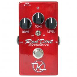 Keeley Red Dirt Overdrive - Pedal efectos guitarra boutique