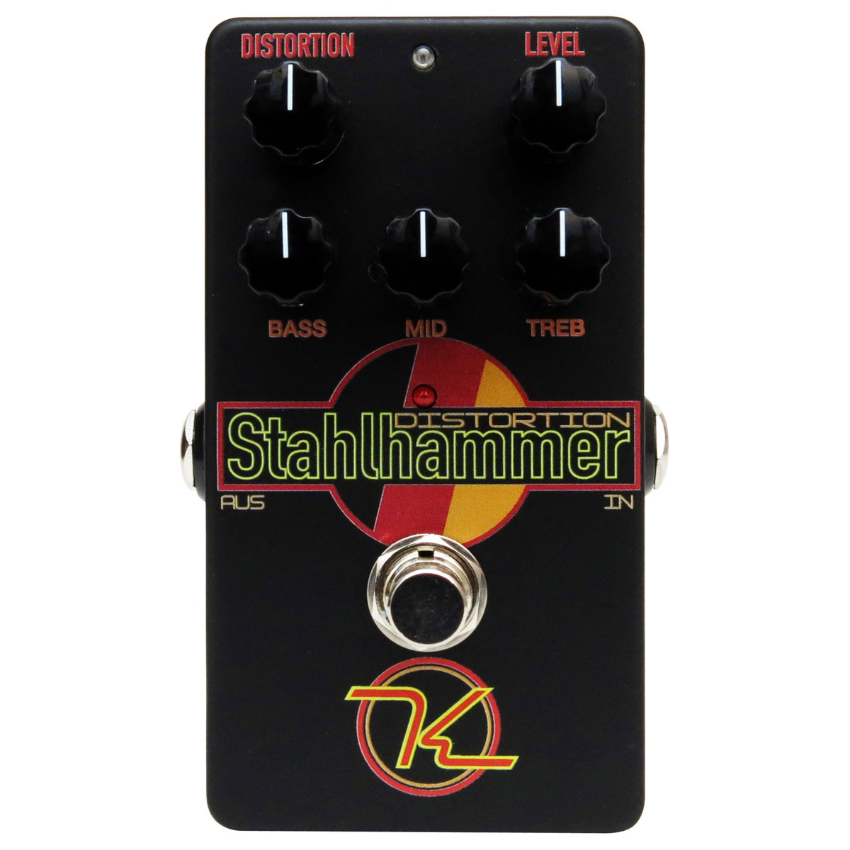 Keeley Stahlhammer Distortion - Pedal distorsión para guitarra