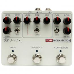 Keeley Tone Workstation - Pedal overdrive compresor guitarra