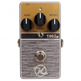 Keeley 1962x Overdrive Boost - Pedal overdrive booster guitarra