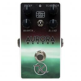 Keeley Aurora Digital Reverb - Pedal reverb digital guitarra