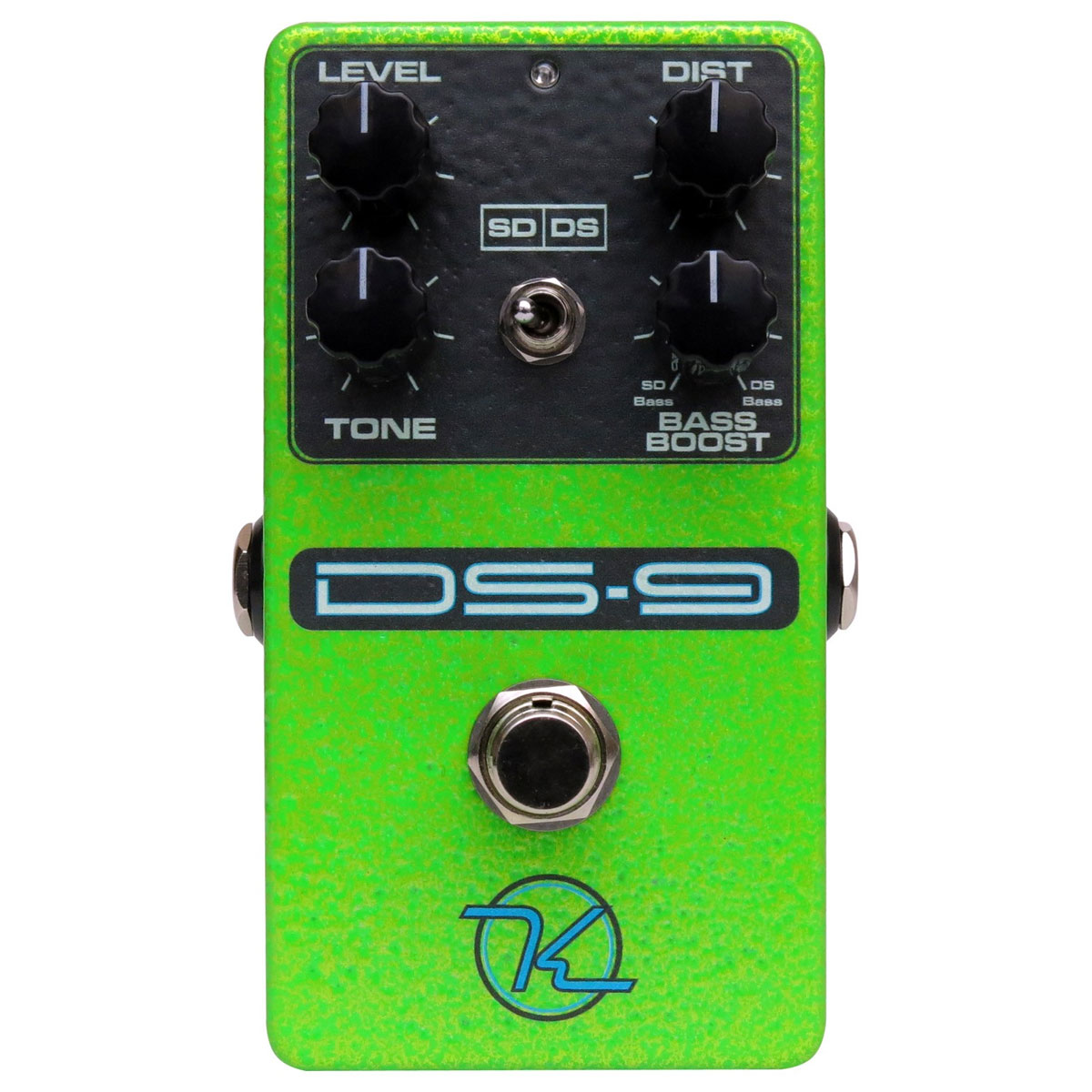 Keeley DS-9 - Pedal overdrive guitarra eléctrica
