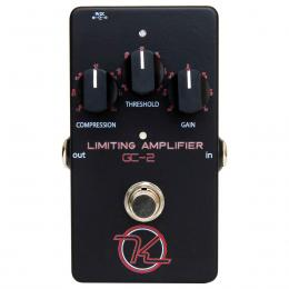 Keeley Limiting Amplifier GC-2 - Pedal compresor para guitarra