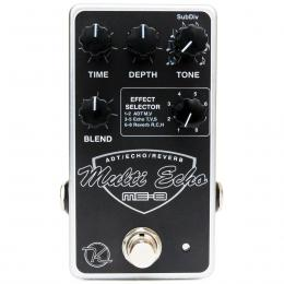 Keeley ME-8 Multi Echo - Pedal eco delay para guitarra