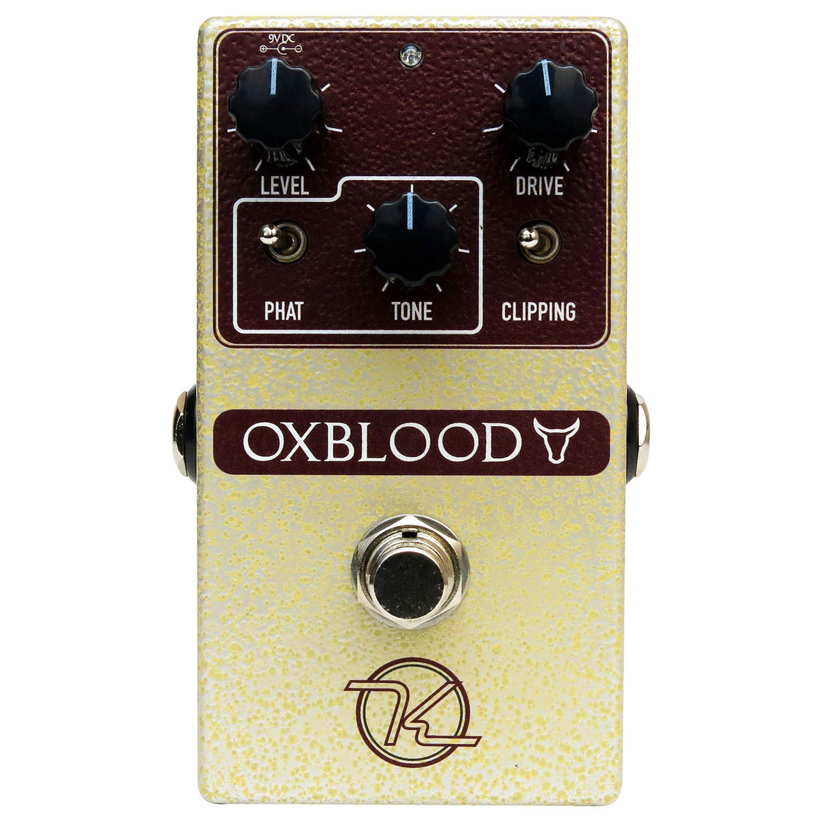 Keeley Oxblood Overdrive - Pedal overdrive booster guitarra