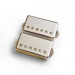 Lollar Pickups Imperial Set Chrome 4C - Pastillas humbucker