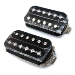 Lollar Pickups Imperial Black 4C Set - Pastillas humbucker