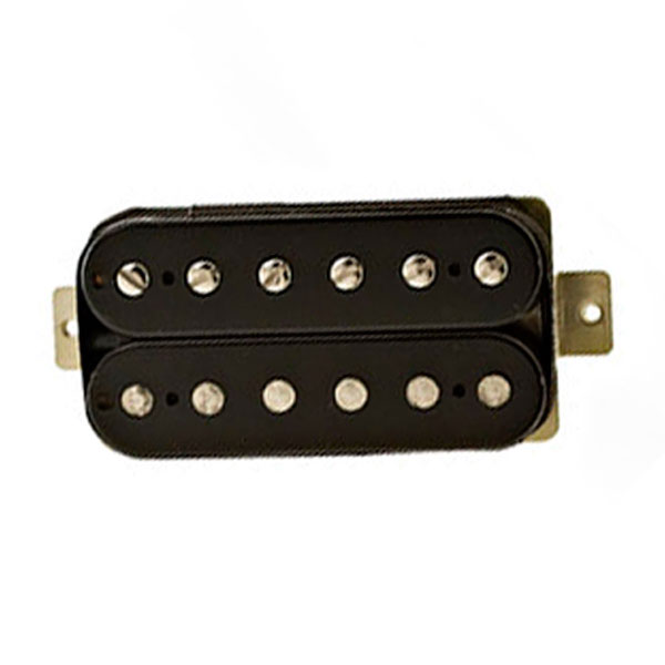 Lollar Pickups Imperial F-Spaced Bridge Black 4C - Pastilla humbucker