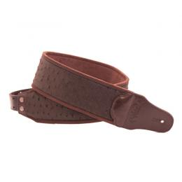 Righton Straps Bassman Velvet Brown - Correa artesana guitarra