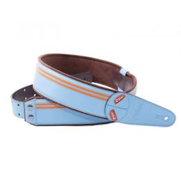 Righton Straps Mojo Race Sonic Blue - Correa artesana guitarra
