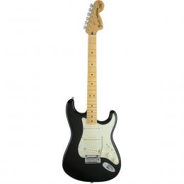 Fender The Edge Stratocaster MN BK - Guitarra eléctrica