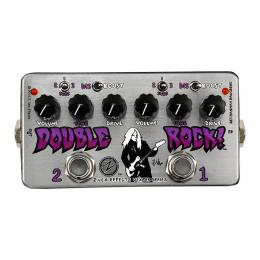 ZVEX Double Rock! Vexter - Pedal boutique overdrive guitarra