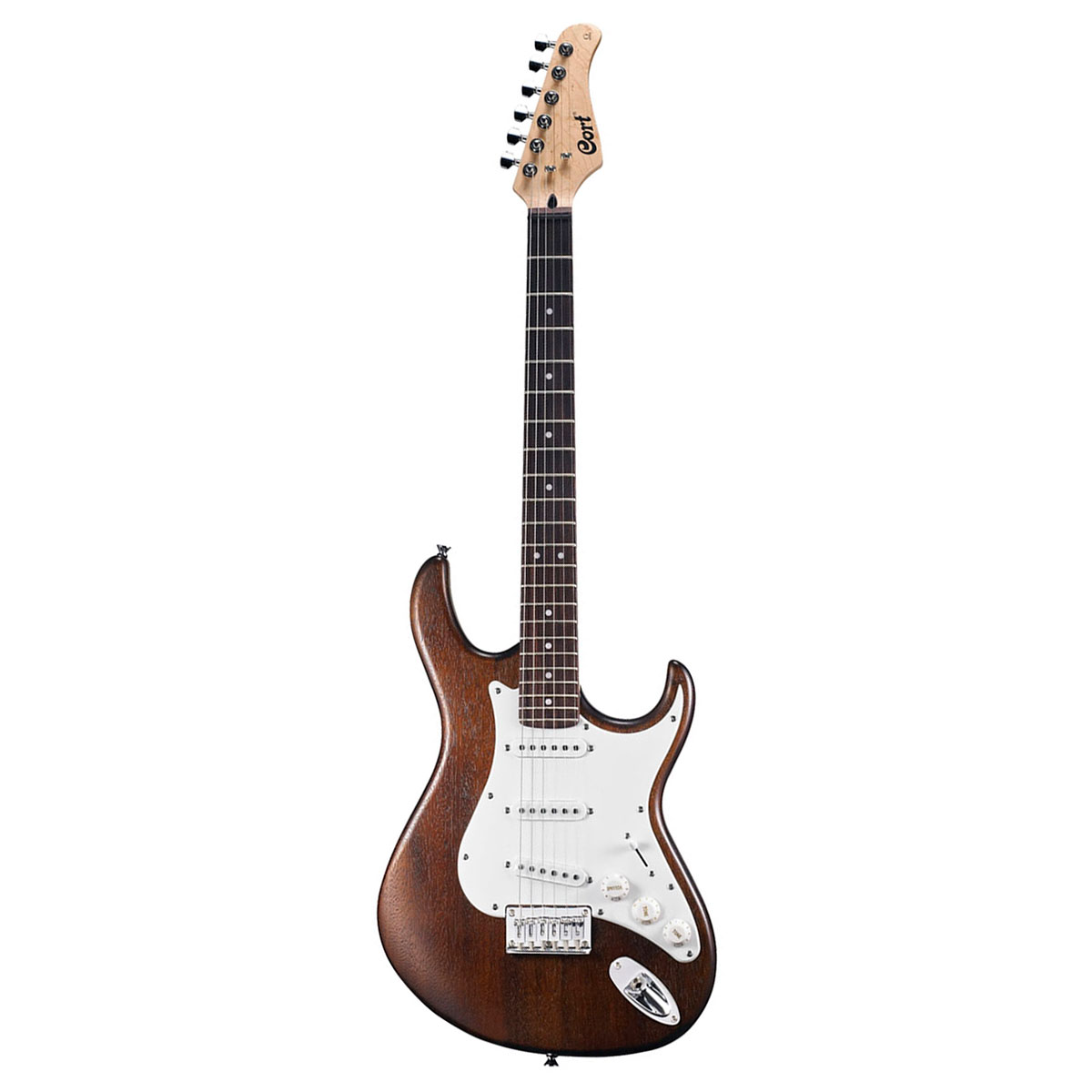 Cort G 100 OPW - Guitarra eléctrica tipo stratocaster