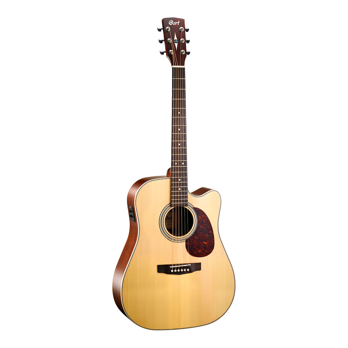 Cort MR 600F NS - Guitarra acústica electrificada