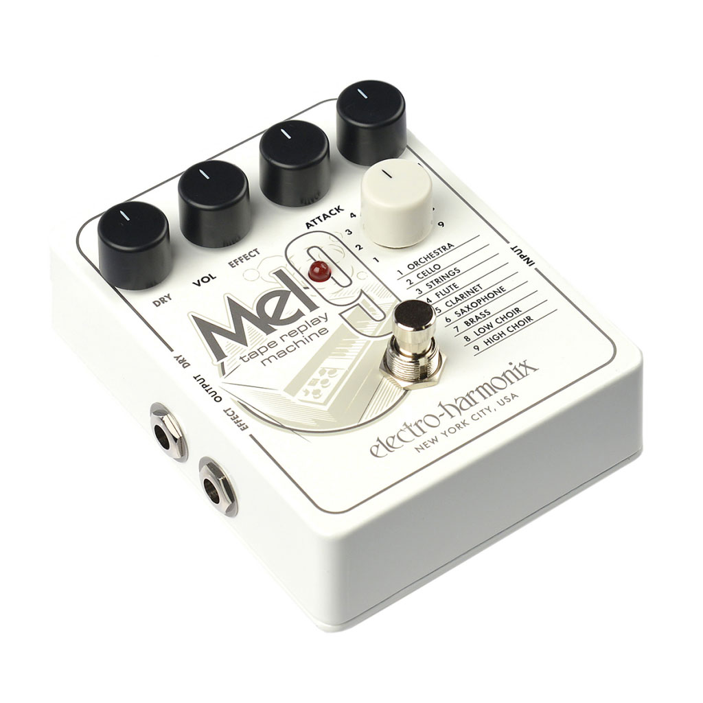 Electro Harmonix MEL9 Tape Replay Machine - Pedal mellotron
